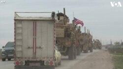 ABD Askerleri Suriye'de Ateş Açtı