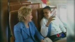 希拉里奥巴马关系影响下次大选