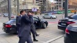 Бујар Османи се сретна со државниот врв на Белград