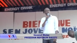 Prezidan Jovenel Moise Pwomèt Elektrisite 24 sou 24 ann Ayiti
