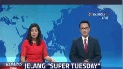 Jelang 'Super Tuesday' - Live Hits VOA untuk Kompas TV