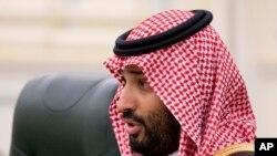 Саудівський кронпринц Мохаммед бін Салман