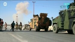 Атакован турецкий военный конвой