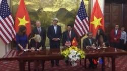 歷經10年談判 美國和平隊將進入越南