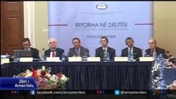 SHBA mbeshtet reformen ne drejtesi