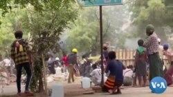 မံုရြာ သပိတ္ ႏွင္႔ ႏွိမ္နင္းမႈ ေနာက္ဆံုးအေျခအေန (NGO ၀န္ထမ္းေျပာျပခ်က္)