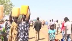 南苏丹难民盼望和平惧怕暴力