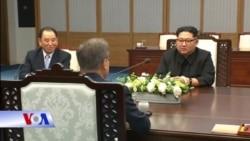 Trump lạc quan về cam kết của Kim sau hội nghị liên Triều
