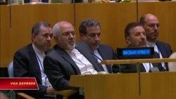 Mỹ-Iran 'khẩu chiến' tại Đại hội đồng LHQ