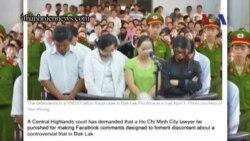 Truyền hình vệ tinh VOA Asia 22/4/2014