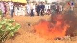TASKAR VOA: Hukumomin Jamhuriyar Nijar Sun Lalata Miyagun Kwayoyin Da Suka Kwace A Birnin Nkonni