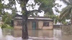 Chuvas torrenciais afectam Moçambique