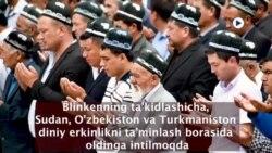Diniy erkinlik - fundamental huquq