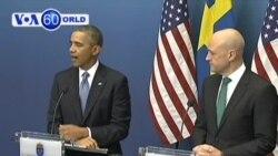 TT Obama: Thế giới cần đối phó với hành vi 'man rợ' của Syria