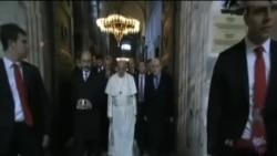 教宗將在伊斯坦布爾拜訪東正教普世牧首