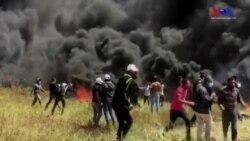 İsrail-Gazze Sınırı Yeniden Karıştı