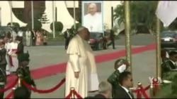 สมเด็จพระสันตะปาปาฟรานซิสเสด็จถึงบังคลาเทศแล้ว