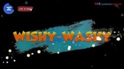 English in a Minute: Wishy-Washy