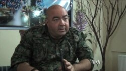 VOA Exclusive: American Explains Why He Joined Syrian Kurds in Fight Against IS