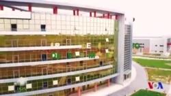 Inauguration de la Dakar Arena au Sénégal (vidéo)
