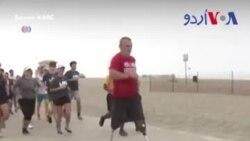 31 دنوں میں 31 بار لمبی دوڑ