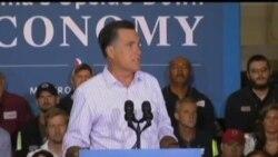 2012-07-18 美國之音視頻新聞: 奧巴馬出席競選集會強調經濟議題