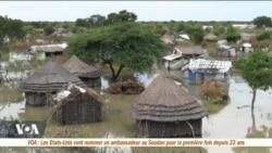 Inondations en Afrique de l'Est