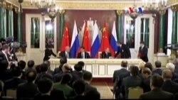Putin Çin Ziyaretine Hazırlanıyor