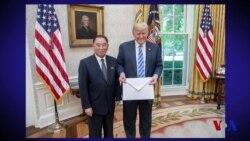 Xalqaro hayot - 5-iyun, 2018-yil - Tramp Kim Chen Un bilan uchrashuvga hozirmi?