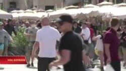 Cảnh sát Pháp trục xuất 29 CĐV Nga