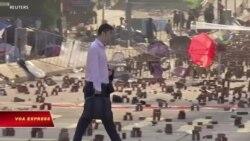 Chính quyền Hong Kong quyết chấm dứt bạo động