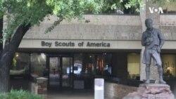 應對性侵案 美國童軍申請破產