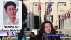 Báo cáo: Việt Nam trả đũa các nhà hoạt động hợp tác với LHQ