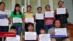 Hơn ngàn người ký thư phản đối ngược đãi tù nhân lương tâm