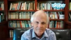 加利福尼亚大学河滨分校的林培瑞教授(Perry Link)接受美国之音采访(二)