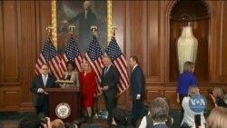 Огляд новин: Вашингтон готується до вирішального тижня у процесі імпічменту. Відео
