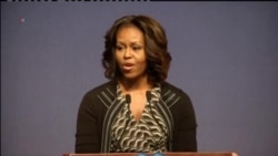 CHINA MICHELLE OBAMA video
