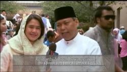 Lebaran dan Halal Bihalal Warga Indonesia di AS (1)