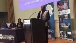 Mandela Washington Fellowship: Councillor Godfrey Kurauone Addresses Colleagues in USA