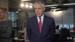 Comments by US Ambassador to Russia Jon Huntsman Jr.