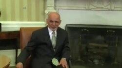 رئیس جمهوری افغانستان در نشست مشترک کنگره آمریکا سخنرانی کرد