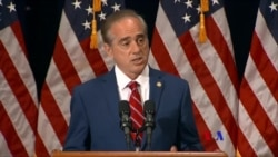 川普總統更換退伍軍人事務部部長