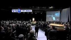 VOA國際60秒(粵語): 2015年1月16日