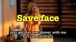 'Save face'…영화 '저스트 고 위드 잇' 에서