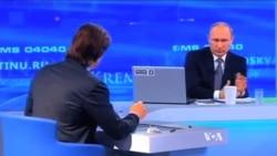 Putin Accuses Kyiv of 'Cutting Off' Eastern Ukraine