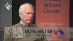 Cafe DC: Dr. Robert Hathaway, Public Policy Scholar, Wilson Center