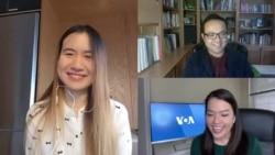 คุยข่าวกับ VOA Thai ในรูปแบบ work from home ประจำวันศุกร์ที่ 24 เมษายน 2563