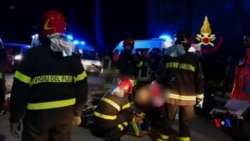 意大利一夜店發生踩踏事故 6人死亡