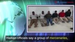 News Words: Mercenaries