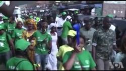 Ouverture de la campagne des législatives au Sénégal (vidéo)